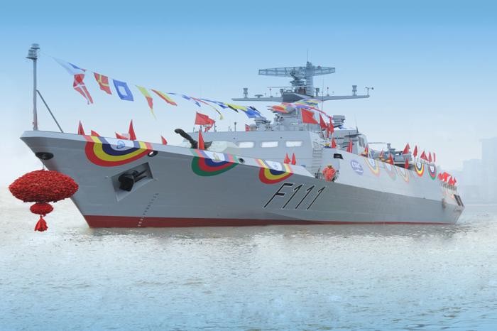 孟加拉轻型护卫舰